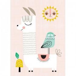 Affiches enfant posters et papier peint design pop line - Affiche chambre enfant ...
