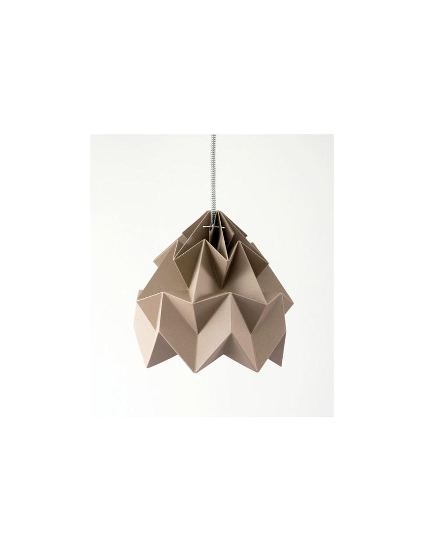 lampe origami. Black Bedroom Furniture Sets. Home Design Ideas