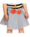 bang bang copenhagen striped skirt