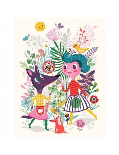 Helen Dardik Sweet Print 50*70 cm