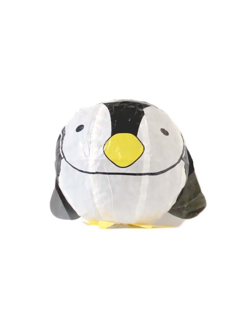 KAMI FUSEN - BALLON EN PAPIER JAPONAIS - Pingouin