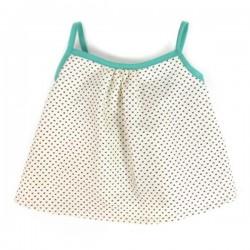 nobodinoz blouse bébé fille miami - papillons