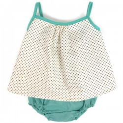 Nobodinoz - Miami Baby Girl Blouse - butterfly