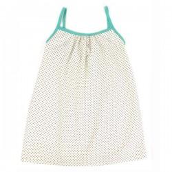 (18 mois) robe bébé été fille: papillons | NOBODINOZ