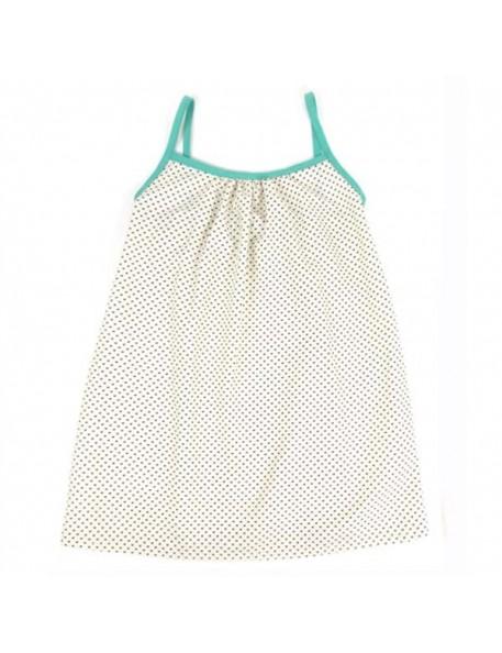 (18 months) baby girl dress: butterfly | NOBODINOZ
