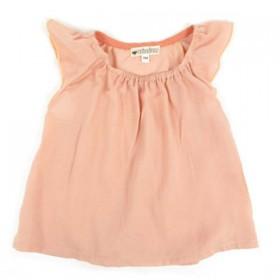 Nobodinoz - Havana Girl Blouse - salmon pink
