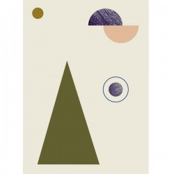 ferm living poster geometry