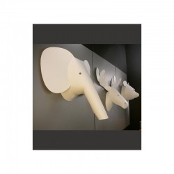 Elefant Wall Lamp by Zoolight