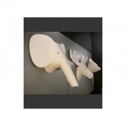 lampe applique murale éléphant zoolight