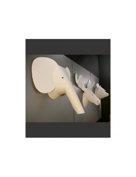 Elefant Wall Lamp by Zoolight