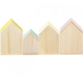 BLOOMINGVILLE - Deco House - cream