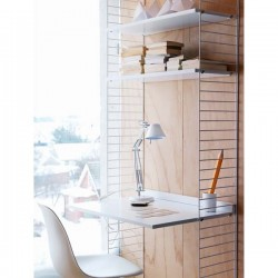 Bureau String Furniture Blanc