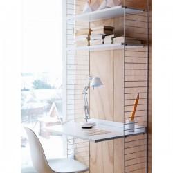Bureau String Furniture Blanc