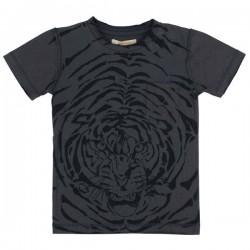 SOFT GALLERY - T Shirt Ashton Tiger Explosion