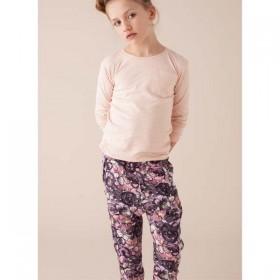 SOFT GALLERY - Pantalon Fleurs Cora