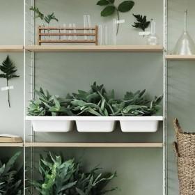 "[string furniture] étagère ""bowl shelf"""