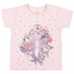 SOFT GALLERY | t-shirt bébé fille: kitty