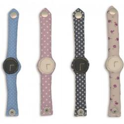 numero 74 montre pour enfant en tissu