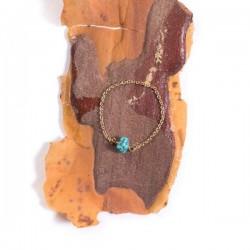 Tassia Canellis - Arizona Ring - turquoise stone
