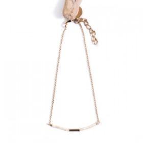 Tassia Canellis - Golden teal Bracelet