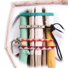 Tassia Canellis - Janhavi Woven Bracelet