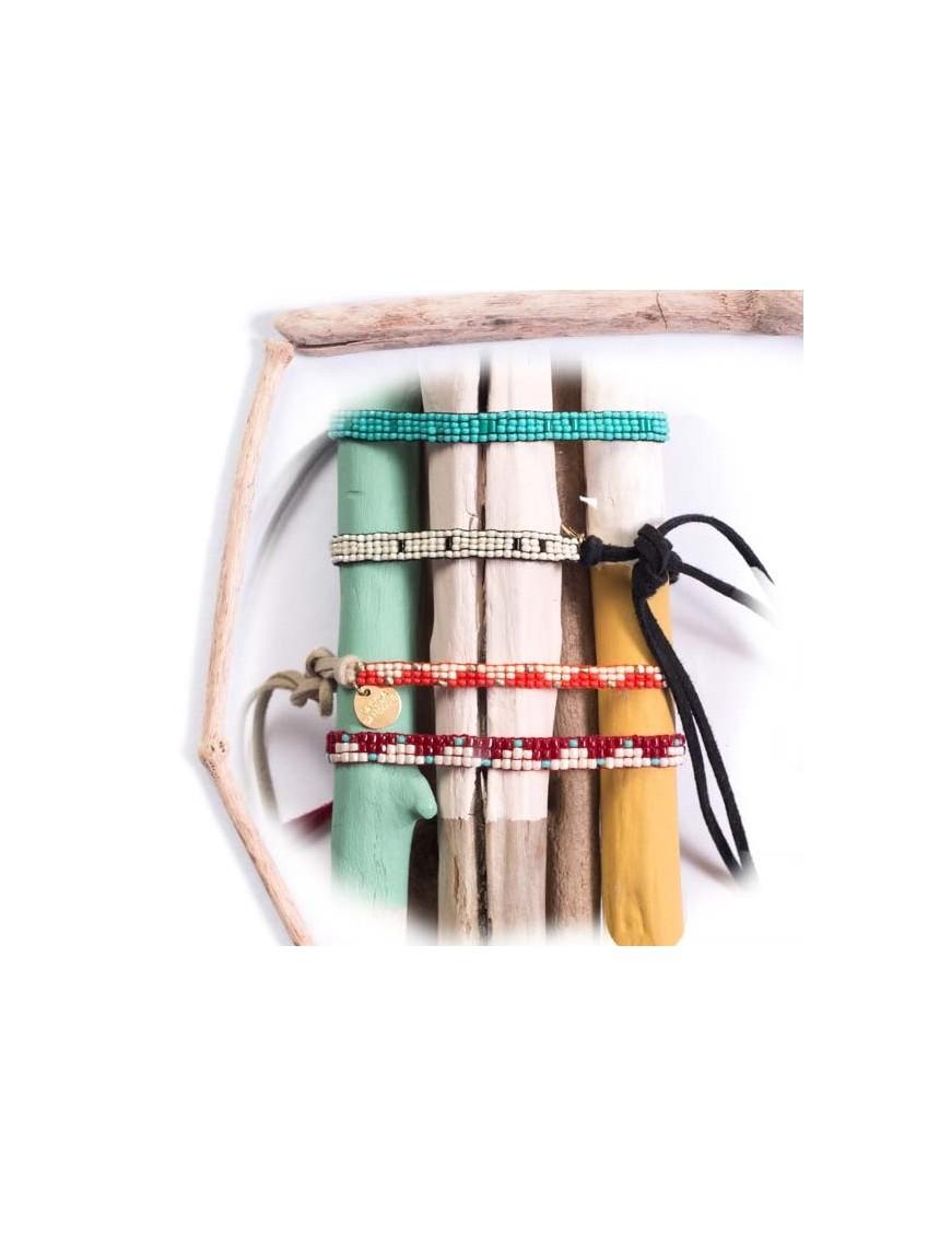 Tassia Canellis - Janhavi Bracelet 3 rows