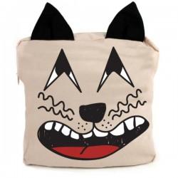 Nobodinoz - Animal Backpack - Moustache