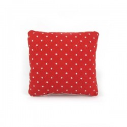 NOBODINOZ mini coussin Joe brick & star