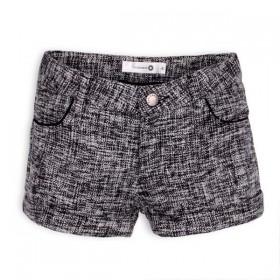 6Y - Grey Wool Short TROIZENFANTS