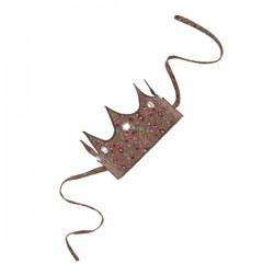 numero 74 couronne de princesse lovely liberty brun