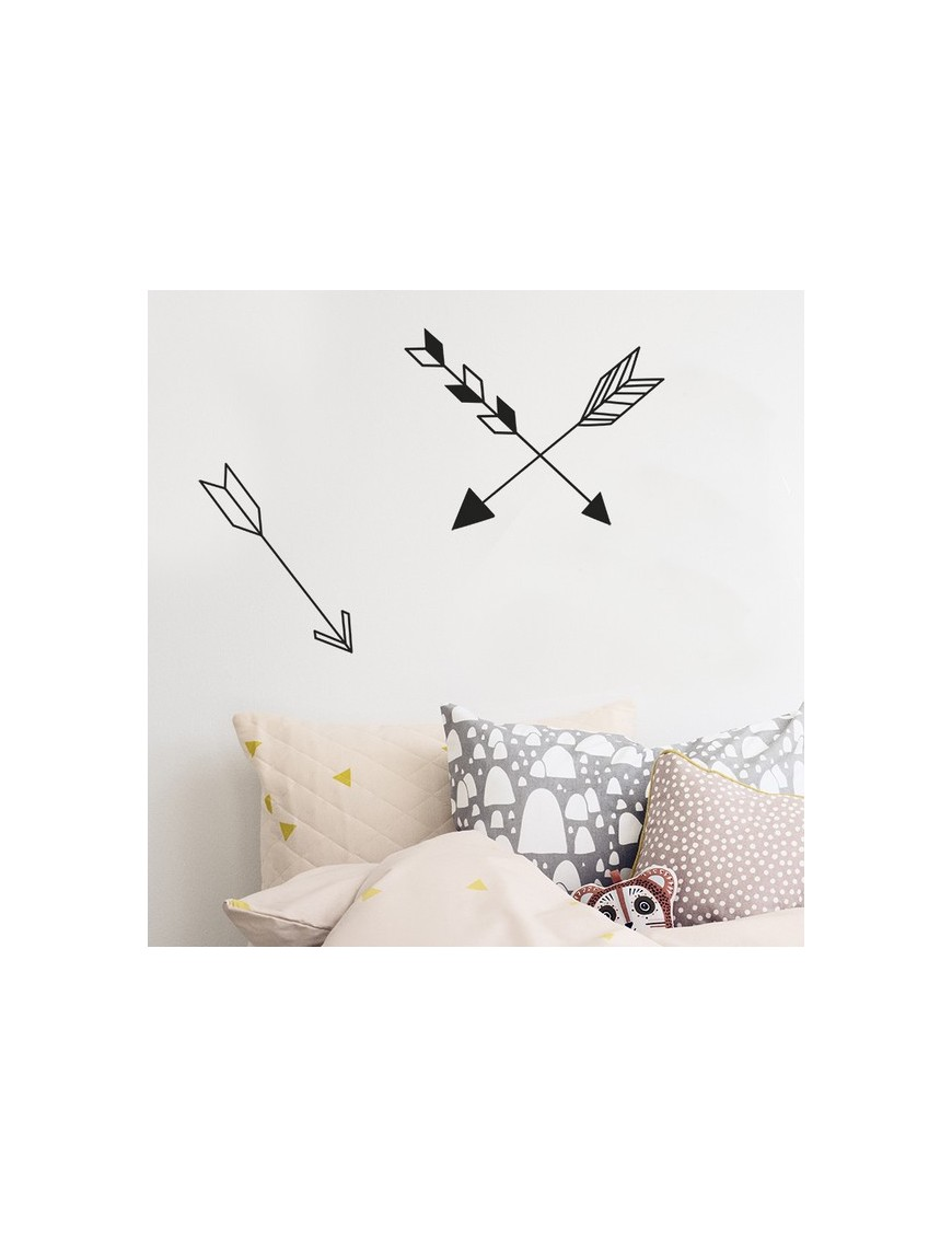 Ferm Living - Arrow Wall Sticker (A4)