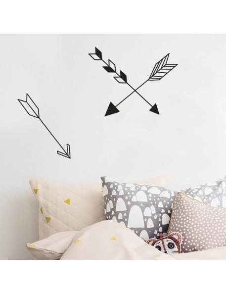 Ferm Living - Arrow Wallsticker
