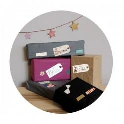 Mimi'Lou - Planche d'Etiquettes Cadeaux