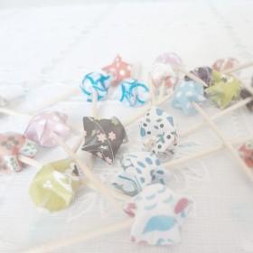 """Les Colocataires - Sachet Piques """"Apér'origami"""""""