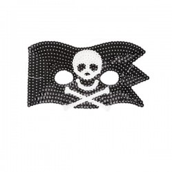 Rice - Masque Enfant Sequins - Pirate