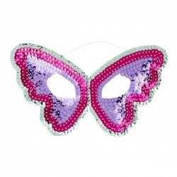 Kids Sequin Mask by Rice