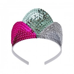 Kids Sequin Tiara from Rice - vers1