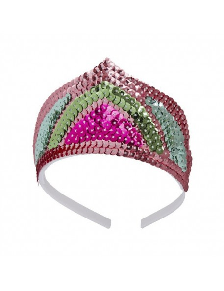 Kids Sequin Tiara from Rice - vers2