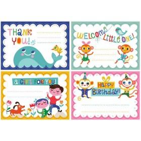 Helen Dardik Set of 24 mini cards