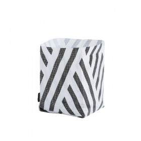 Black & White Small HOKUSPOKUS Bag by Oyoy