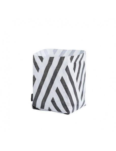 Black & White Small HOKUSPOKUS Bag by Oyoy