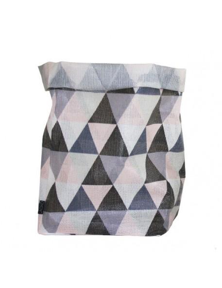 oyoy panier polyester triangles