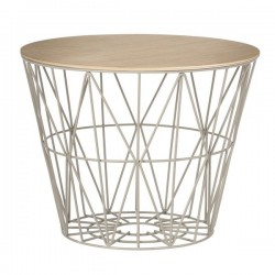 ferm living wire basket top