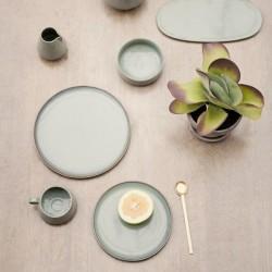 Brass Spoon (set of 2) by Ferm Living