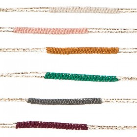 Tassia Canellis - Woodstock Bracelet