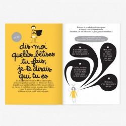 """Petit Cahier d'Activités """"Oh les Bêtises"""""""
