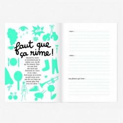 """Petit Cahier d'Activités """"Vive la Poésie !"""""""