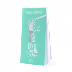 "Bloc Note Games ""Imagine the other half"" by Minus"