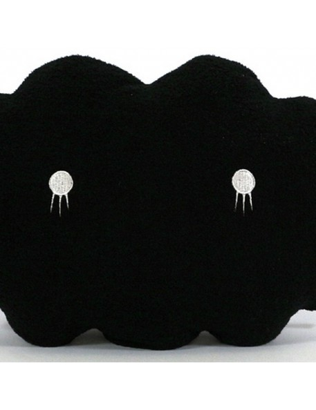 Grand Coussin Nuage Noir Ricestorm Noodoll