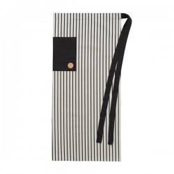 Triangle Apron - Multi - by FERM LIVING